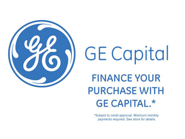 ge capital, see store for details